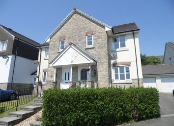 Thumbnail 3 bed semi-detached house to rent in Retallick Meadows, St Austell, Cornwall