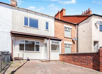 Thumbnail 2 bed terraced house to rent in Fairfield Road, Hugglescote, Coalville