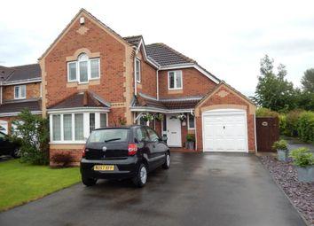 Thumbnail 4 bed detached house to rent in De Havilland Way, Newark, Nottinghamshire