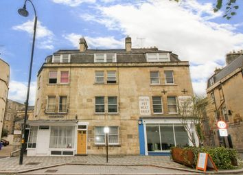 Thumbnail 1 bedroom flat for sale in Walcot Buildings, Bath