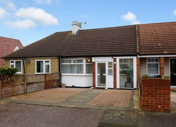 Thumbnail 2 bedroom terraced bungalow for sale in Priory Close, Dartford
