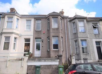 Thumbnail 5 bed terraced house for sale in Ashford Road, Mutley, Plymouth, Devon