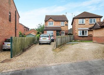 Thumbnail 3 bed detached house for sale in Southfield Close, Driffield