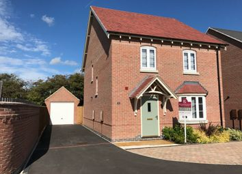Thumbnail 4 bed detached house to rent in Woodstone Lane, Raventone, Leicestershire