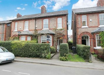 Thumbnail 4 bed semi-detached house for sale in Clifton Street, Alderley Edge