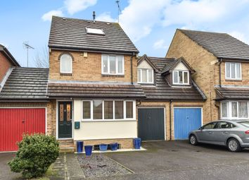 Thumbnail 4 bed semi-detached house for sale in High Meadow Place, Chertsey
