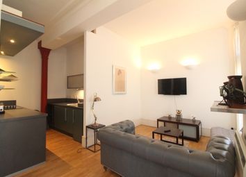 Thumbnail 1 bed flat to rent in Hepworth Chambers Apartments, 148 Briggate, Leeds