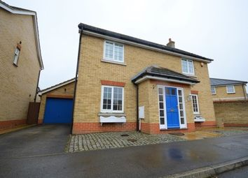 Thumbnail 4 bed property to rent in The Wrens, Cottenham, Cambridge
