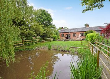 Thumbnail 3 bed barn conversion for sale in Redisham Road, Brampton, Beccles