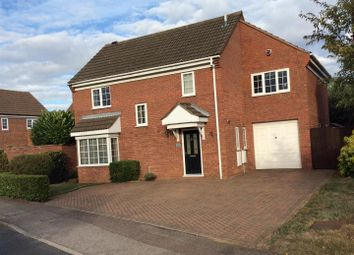 Thumbnail 5 bed detached house for sale in Gazelle Close, Eaton Socon, St. Neots