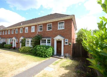 Thumbnail 3 bed end terrace house for sale in Grosvenor Road, Caversham, Reading