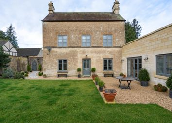 Thumbnail 3 bed detached house for sale in Somerford Road, Cirencester