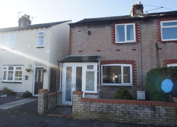 Thumbnail 2 bed end terrace house for sale in Wilson Street, Warrington