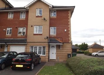 Thumbnail 3 bed terraced house for sale in Seager Drive, Cardiff, Caerdydd