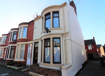 Thumbnail 2 bed terraced house to rent in Greencroft Road, Wallasey