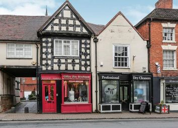 Thumbnail 1 bed flat for sale in High Street, Coleshill, Birmingham, .