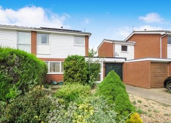 Thumbnail 3 bed property for sale in Humberdale Way, Warboys, Huntingdon