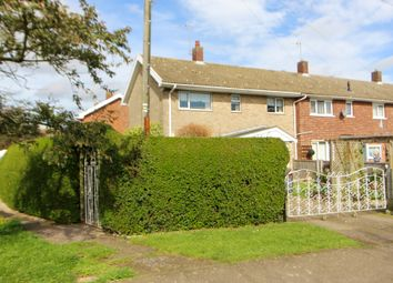 3 bed end terrace house for sale in Manor Close, Worlingham, Beccles NR34