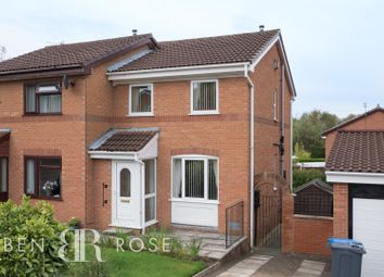 Thumbnail 2 bed semi-detached house for sale in The Cedars, Chorley