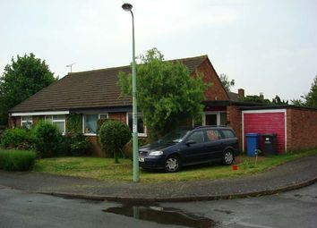 Thumbnail 3 bed bungalow for sale in Garden Close, Shotley