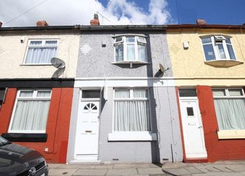 Thumbnail 3 bed terraced house for sale in Sunningdale Road, Wavertree, Liverpool