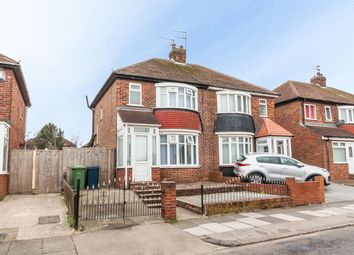 Thumbnail 2 bed semi-detached house for sale in Alston Crescent, Fulwell, Sunderland