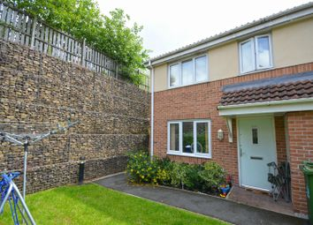 Thumbnail 2 bed end terrace house for sale in Carrfield, Hyde