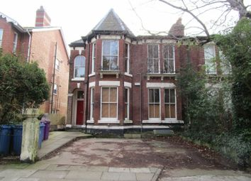Thumbnail 2 bed flat to rent in Aigburth, Liverpool, Merseyside