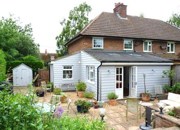 Thumbnail 2 bed semi-detached house for sale in High Street, Wrestlingworth