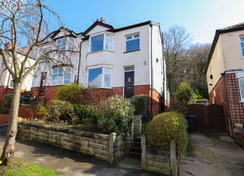 Thumbnail 4 bed semi-detached house for sale in Strelley Avenue, Sheffield
