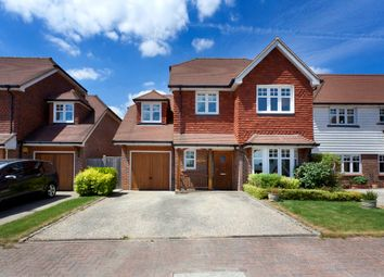 Thumbnail 4 bed detached house for sale in Farthings Walk, Farthings Hill, Horsham