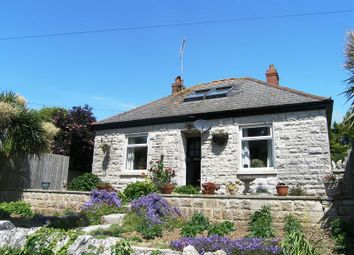 Thumbnail 3 bed detached bungalow to rent in Wakeham, Portland