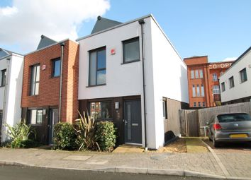 Thumbnail 2 bed end terrace house for sale in Wheatsheaf Way, Knighton Fields, Leicester