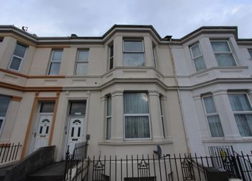 Thumbnail 6 bed terraced house for sale in Northumberland Terrace, Plymouth