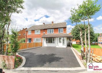 Thumbnail 3 bed semi-detached house for sale in Glyn Drive, Bilston