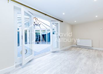 Thumbnail 4 bed terraced house to rent in Weavers Way, London