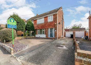 Thumbnail 4 bed semi-detached house for sale in Goodwin Road, Ramsgate