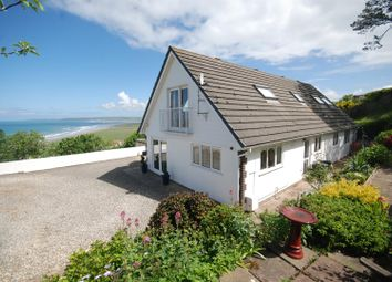 Thumbnail 3 bed detached house for sale in Bay View Road, Northam, Bideford
