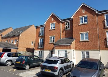 Thumbnail 2 bedroom flat for sale in Ainsley View, Leeds
