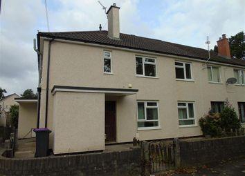 Thumbnail 2 bed flat to rent in Cae Derwen, Two Locks, Cwmbran