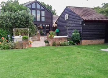 Thumbnail 4 bed cottage for sale in The Green, Castle Camps, Cambridge