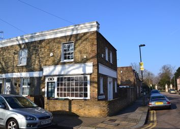 Thumbnail 2 bedroom terraced house for sale in Church Road, London