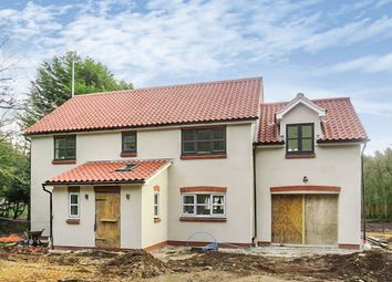 Thumbnail 4 bed detached house for sale in Craymere Road, Briston, Melton Constable
