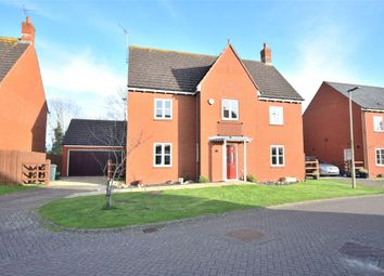 Thumbnail 4 bedroom detached house for sale in The Anchorage, Hempsted, Gloucester