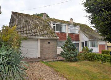 Thumbnail 3 bed semi-detached house for sale in Davies Avenue, Paignton, Devon