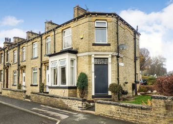 Thumbnail 2 bed end terrace house for sale in Common Road, Bradford