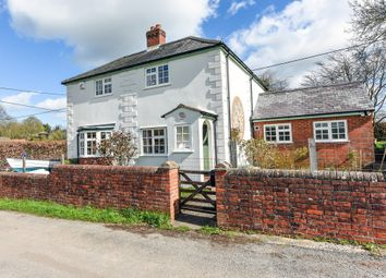 Thumbnail 4 bed detached house for sale in Chalk Hill, Soberton, Southampton