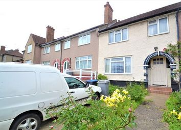 Thumbnail 3 bed terraced house to rent in Coles Green Road, Cricklewood, London
