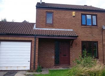Thumbnail 3 bed detached house to rent in Deanwater Close, Locking Stumps, Warrington