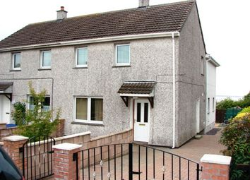 Thumbnail 4 bed semi-detached house for sale in 19 Bayview Terrace, Kirkcolm
